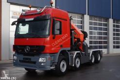 Voir les photos Tracteur Mercedes Actros 4160