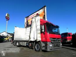 Voir les photos Camion Mercedes Actros 32m to, Jib, Funk