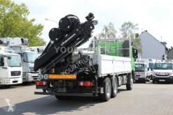 Voir les photos Camion Mercedes Actros 2636 E5 6x4 Pritsche-Plane/Kran Hiab 13m