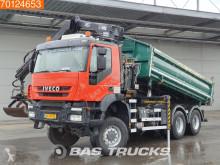 Voir les photos Camion Iveco Trakker