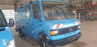 Voir les photos Camion Mercedes 609D