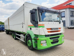View images Nc Stralis AD260S42 6x2 Stralis AD260S42 6x2 Getränkewagen, Lenk-/Liftachse, LBW trailer truck