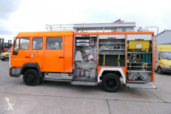 Ver as fotos Camião MAN L2000 L2000 10.224 LC LHF 16/12 4X2 DoKa AHK FEUERWEHR