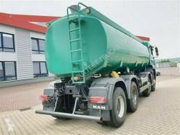 View images MAN TGA 41.440 8x6 BB  41.440 8x6 BB, Standklima, 20.000l Alu-Tank truck