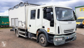 Voir les photos Camion Iveco DOUBLE CABINE