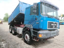 Voir les photos Camion MAN 26.403 T39  6x4 Standheizung/Sitzhzg./Tempomat