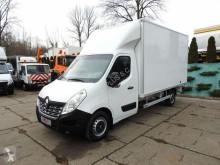 Voir les photos Camion Renault MASTERKONTENER WINDA 8 PALET KLIMA TEMPOMAT NAWIGACJA [ 5295 ]