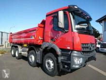Voir les photos Camion Mercedes Arocs 3246 K 8x4 Meiller Kipper Bordmatik