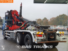 Voir les photos Camion Ginaf X3232S CRANE DEFECT Manual HMF 2223 K2