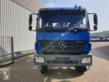 Voir les photos Camion Mercedes Axor 1833 4x4  1833 4x4, Tele-Absetzer, Kran Hiab 066 B-2 Duo