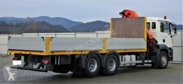 Voir les photos Camion MAN TGA 28.360