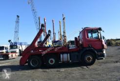 Voir les photos Camion Scania G 124  420 /eren Abroller/6x2 /Zwillinsbereift