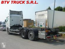Voir les photos Camion Scania 144 - 460 MOTRICE SCARRABILE PORTACASSE MOBILI
