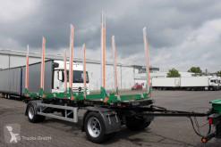 Voir les photos Camion Scania G 490 6X4 Euro 6 Kurzholzzu mit BEFA Anhäner