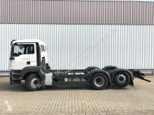 Voir les photos Camion MAN TGS 26.400 6x2-4 BL 26.400 6x2-4 BL, Intarder, Lenk-Liftachse, Top-Zustand