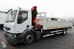 Voir les photos Camion Renault PREMIUM 280/4X2/CRANE PALFINGER PK 15500/L: 7,5M