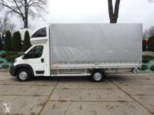 Voir les photos Camion Peugeot BOXERPLANDEKA 10 PALET KLIMA WEBASTO TEMPOMAT PNEUMATYKA 165KM