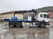Voir les photos Camion Scania G 124
