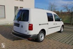 Voir les photos Véhicule utilitaire Volkswagen Caddy Caddy Maxi 1.4TGI EcoFuel Erdgas CNG Scheckheft