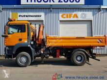 Vedere le foto Camion MAN TGA 18.310 4x4 Meiller Atlas Kran 5+6Steuerkreis