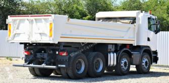 Voir les photos Camion Scania G480 Kipper 6,00m + Bordmatic / 8x4 !