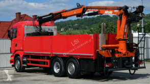 Voir les photos Camion Scania R480 *Pritsche 6,90 m + KRAN*Top Zustand!