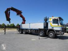 View images Mercedes 4150 Palfinger PK 74002 D + Flyjib PJ 170 C ( Year crane 2011) truck