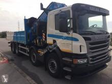 Voir les photos Camion Scania P 370