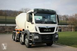 Voir les photos Camion MAN TGS 32.430 8x4 / EuromixMTP 10m³ / EURO 6