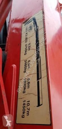 Voir les photos Camion Mercedes Actros 2644 L