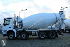 Voir les photos Camion Mercedes 4142 8x4 / Euro 3  EuromixMTP  EM 12m R
