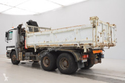 View images Mercedes Actros 2631 truck