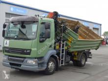 Vedere le foto Camion DAF LF55 LF 55.250*Euro5*TÜV*Palfinger PK8502 Kran*Klima*