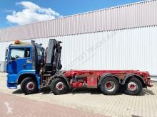 Voir les photos Camion MAN TGA 35.350 8x2-4 BL Seilabroller, Kran HIAB 211, Funk  35.350 8x2-4 BL Seilabroller, Kran HIAB 211, Funk