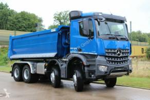 Se fotoene Lastbil Mercedes Arocs 4142 8X4  MuldenKipper Euromix EMT Dumper