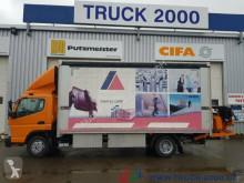 Voir les photos Camion nc Canter 8C18 Edscha 3.5tNL Mitnahme Stapler 1.5t.