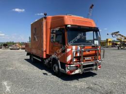 Voir les photos Camion Iveco ML 80 E / Kocher / Strassenmarkierung Asphalt