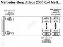 Voir les photos Camion Mercedes Actros 2636