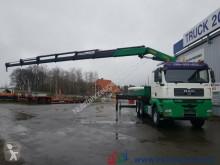 Voir les photos Camion MAN TGA 33.480 Kran PK 42502 16.6m=1.9 t nur 164 tkm
