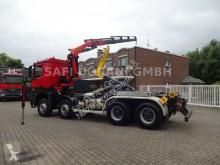 Zobaczyć zdjęcia Ciężarówka Mercedes 4248 Abroller mit Palfinger 26002 8x4 4x Hydr.