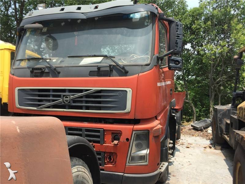 View images Volvo FM12 trailer truck