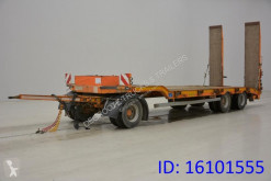 camion remorque nc LOW BED TRAILER