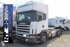 Scania R 470 trailer truck used chassis