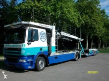 DAF CF85 460 trailer truck used car carrier
