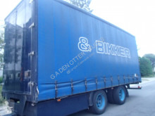 Tautliner trailer 18 PG