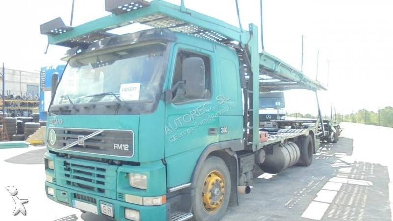 Vedere le foto Autotreno Volvo FM12 380