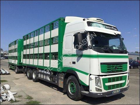 View images Volvo FH12 500 trailer truck