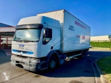 Renault Premium 270.19 DCI trailer truck used moving box