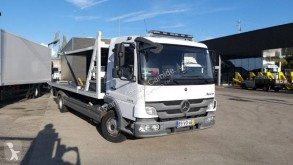 Mercedes car carrier trailer truck n/a
