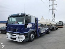 Iveco Stralis 430 trailer truck used car carrier